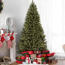 BestChoiceproducts Best Choice Products 7.5FT Premium Spruce Hinged Artificial  Christmas Tree w/ Stand