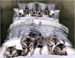 excellent wolf bedding sets queen home design remodeling ideas wolf bed set plan