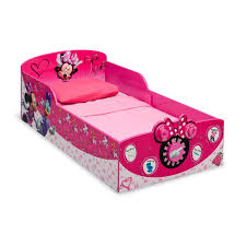 minnie mouse toddler bed set target yellow innovation wooden flower table bookcase platform storage bed square