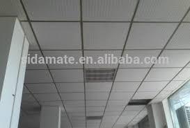pvc ceiling tiles. Vinyl Gypsum Ceiling Tile PVC Board 154 Tiles 60*60 Pvc