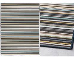 details about ikea kÄrbÄk rug carpet runner flatwoven in outdoor multicolour 133x195 cm new