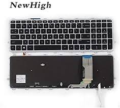 NewHigh Laptop Keyboard Replacement <b>for HP ENVY 15-J</b> 17-J 15 ...