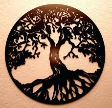 tree of life metal wall art on intended for casa cortes handcrafted large decor tre tree of life metal wall art  on white tree of life metal wall art with metal willow tree wall decor trees sculpture art ideas design round