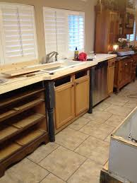 during manufactured home kitchen remodel inspirational cabin