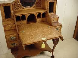 victorian office furniture. Victorian Oak Drop Leaf Desk Office Furniture A
