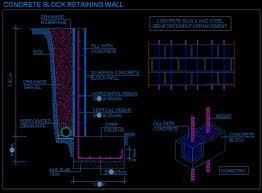 Small Picture Block Retaining Wall Design Concrete Block Retaining Walls
