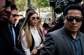 El Chapo's wife Emma Coronel Aispuro joining reality show 'Cartel Crew'
