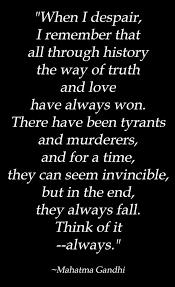 Gandhi Love Quotes
