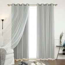 gray and white blackout curtains aurora home mix match panel set 4 piece grey chevron uk gray and white blackout curtains