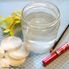 diy eye makeup remover make your own eye makeup remover for only pennies per batch