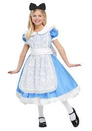 Alice You Size Chart Elite Alice Girls Costume