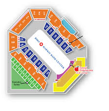 Bmo Harris Bank Center Ticketing Information