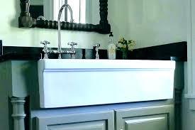 36 farm sink. Unique Sink 36 Fireclay Farmhouse Sink Apron White  Elegant   On Farm Sink