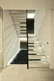 staircase lighting ideas. Stair Lighting Staircase Ideas Contemporary Lights Spiral .