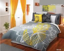 Pale Yellow Comforter | Yellow Gray White Comforter Duvet Sheets ... & Pale Yellow Comforter | Yellow Gray White Comforter Duvet Sheets Bedding Set Adamdwight.com