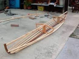 sean hartman s lashed skin on frame canoe intheboatshed net