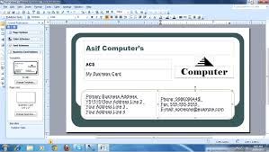 card business card template for microsoft word business card template for microsoft word design medium size