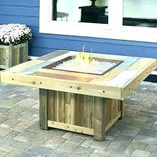 coffee table fire pit outdoor coffee table fire pit granville coffee table fire pit
