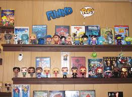 diy funko pop sign added above our display i m really happy with how it turned out