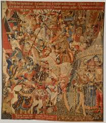 how medieval and renaissance tapestries were made essay the battle the sagittary and the conference at achilles tent from scenes from the