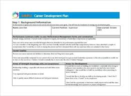 5 year career plan example 5 year career plan template life doc development puntogov co