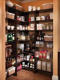 Corner Kitchen Pantry Organize Your Kitchen Pantry Hgtv