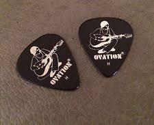 vintage musical instruments in brand ovation ovation guitar picks pair rare vintage picks 1970s 1980s