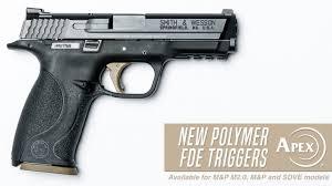 Ez Fit Trigger Shoe Chart M P Apex Tactical Specialties