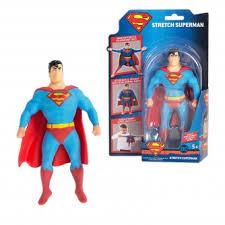 <b>Stretch</b>. Тянущаяся <b>фигурка Мини</b>-<b>Супермен Стретч</b>. <b>35367</b>