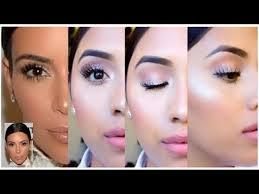 new delhi reality tv star kim kardashian made a bold no make up statement at the balenciaga show at paris fashion recently and you just need a good face