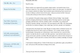Best Graphic Design Cover Letters Best Art Design For Letters