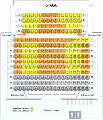 Prototypical The Majestic Seating Chart Majestic Theater