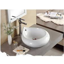 image and install for high quality euro design wash art basin for bathroom hand washing