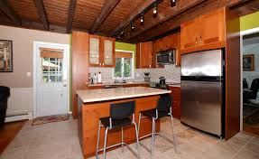 lighting for beams. Ceiling Beams Refrigerator Wood Set Kitchen Chairs Lighting For