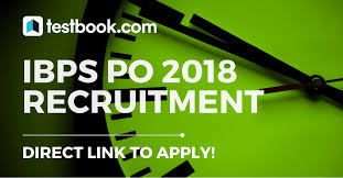 Ibps Po Notification Ibps Po Recruitment 2018 For 4252 Vacancies