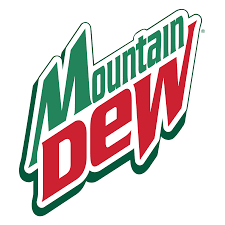 Mountain Dew Logo PNG Transparent & SVG Vector - Freebie Supply