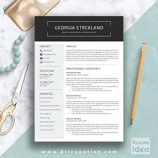 Great Resume Templates For Word Mac For Your Creative Resume ...