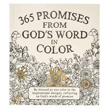 Amazoncom 365 Promises From Gods Word In Color Scripture And
