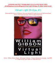 A Bridge To Light Ebook Pdf Book Virtual Light Bridge 1 Full Download