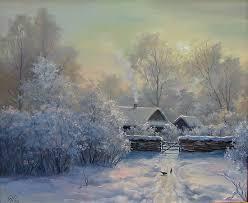 Сочинение на тему Зимняя сказка