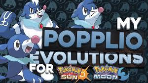 Pokemon Sun And Moon Design Popplio Evolution Design Concepts Pokemon Sun And Moon Starter Evolutions