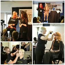 demos at the makeup show 2016