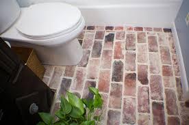 Brick Flooring For Kitchen Similiar Faux Brick Flooring Keywords
