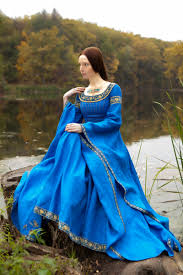 Image result for medieval gowns and dresses