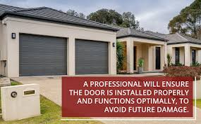 5 reasons to hire professionals for installing garage doors