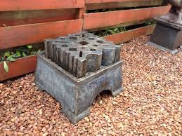 swage block stand. blacksmiths anvil/ swage block. block stand