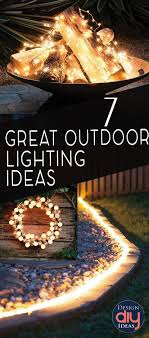 outdoor lighting ideas for backyard. 7 Great Ideas For Outdoor Lighting Backyard R