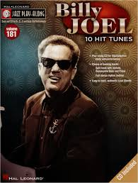 Billy Joel Bb T Field Seating Chart Hal Leonard Jazz Play Along Billy Joel