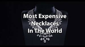 the world s 11 most expensive necklaces from marie antoinette to a heritage in bloom finances com