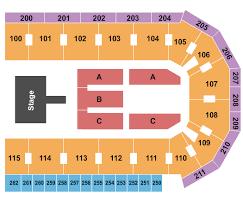 United Wireless Arena Seating Chart Dodge City